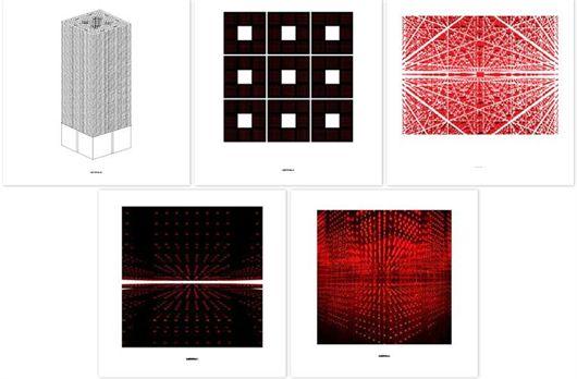 奇特的盒子造型结构图